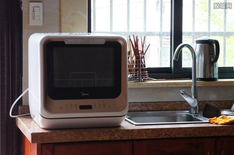 美的洗碗机多少钱