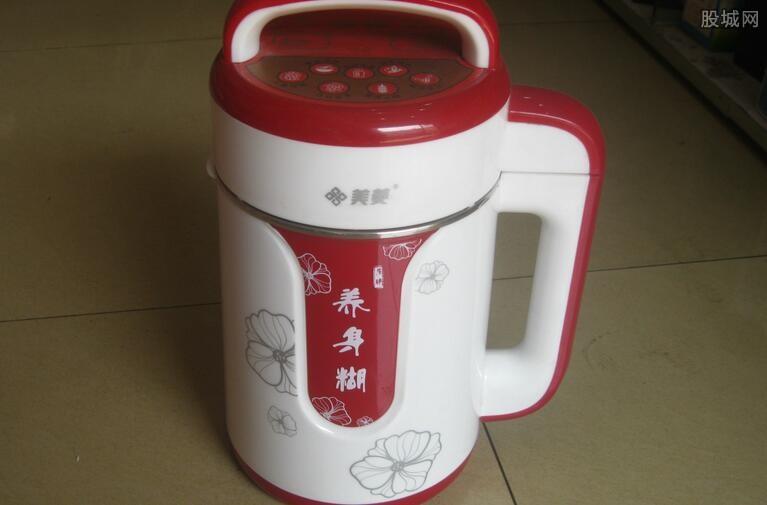 豆浆机什么牌子的好