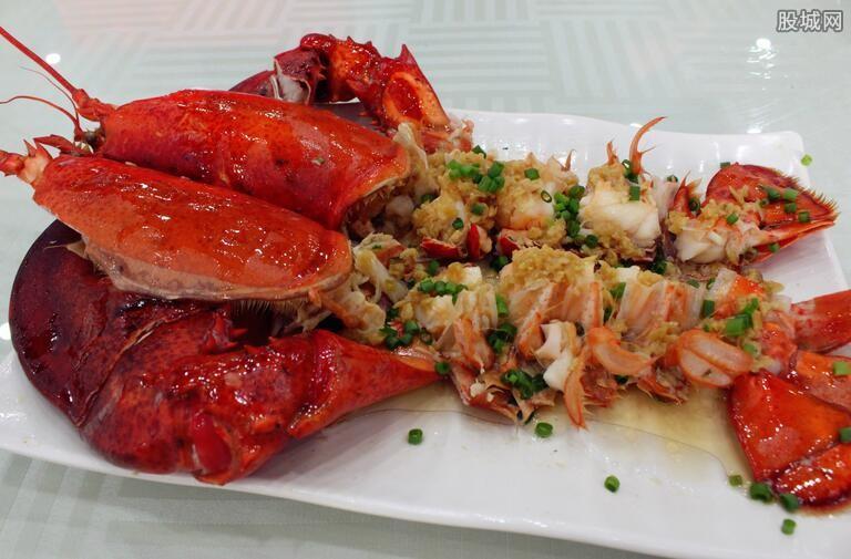 龙虾价格多少