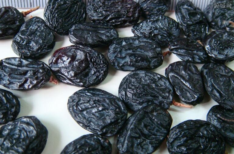 黑加仑多少钱一斤