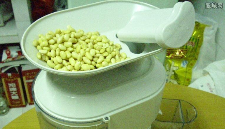 豆浆机怎么打豆浆