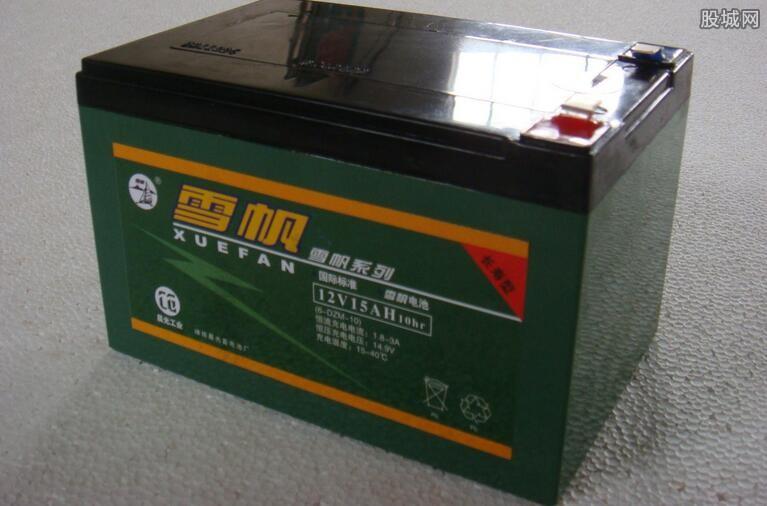 电动车电池品牌