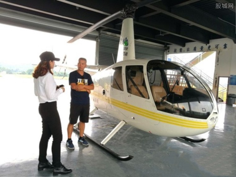 儿子租直升机为母圆梦 租一架直升机多少钱