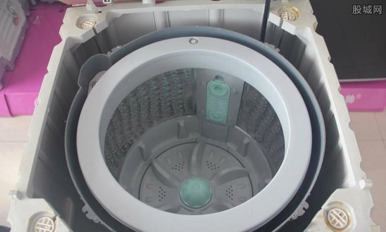 洗衣机该怎么清洗里面的污垢