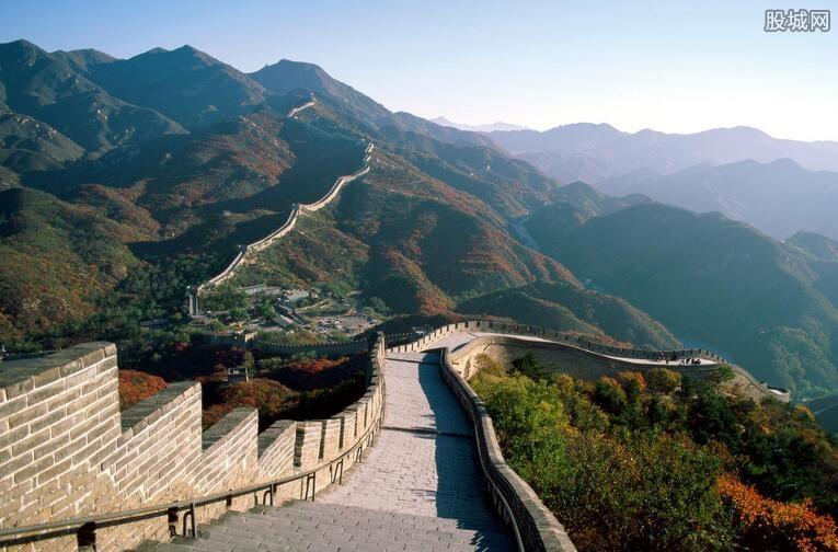中国著名景点排名 中国著名景点有哪些