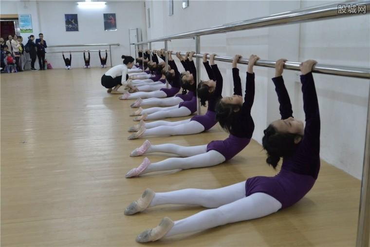 广州舞蹈培训班学费