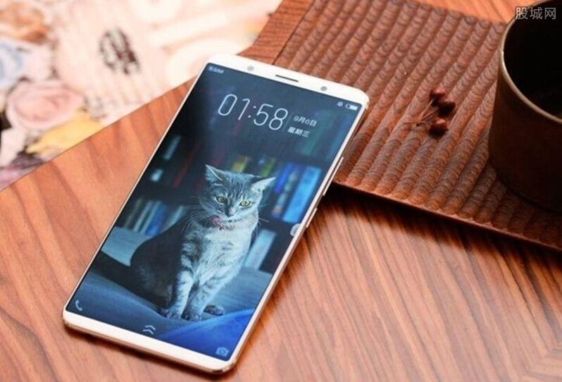 vivox20手机图片