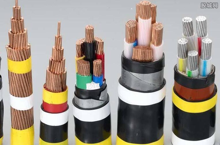 电缆多少钱一米