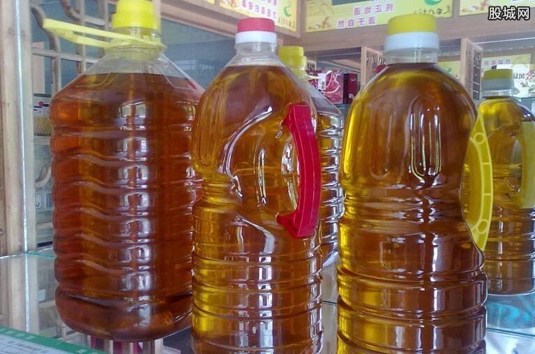 花生油多少钱一斤