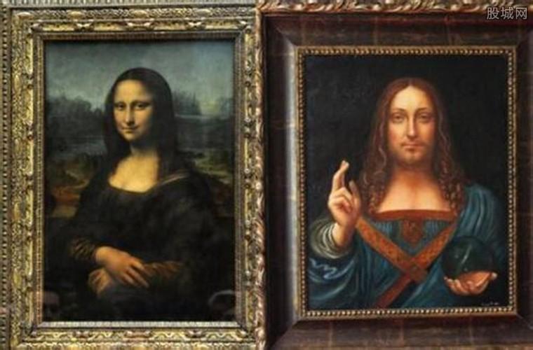 蒙娜丽莎同样是出自他手,而这幅画是达·芬奇大约西元1500年期间绘画图片