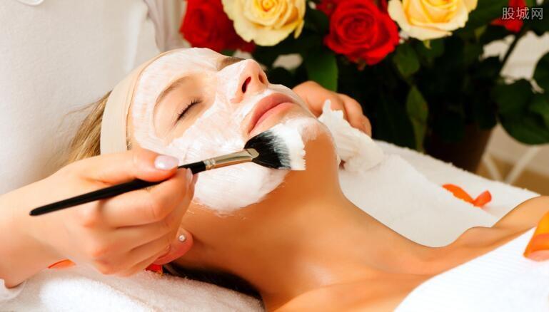 美容院皮膚護理項目