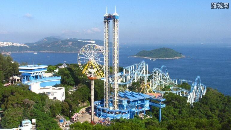 香港海洋公园门票价格
