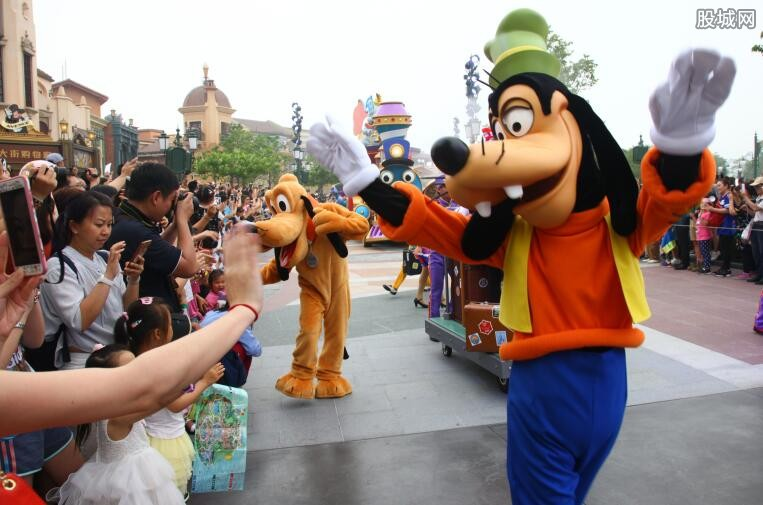 上海迪士尼票價