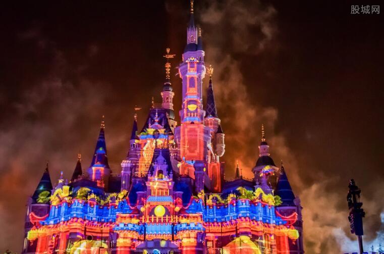 上海迪士尼涨价