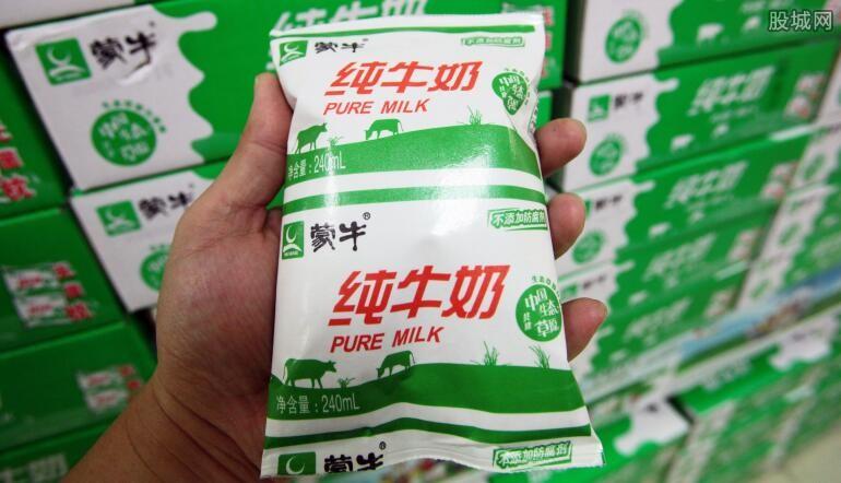 纯牛奶买什么牌子好
