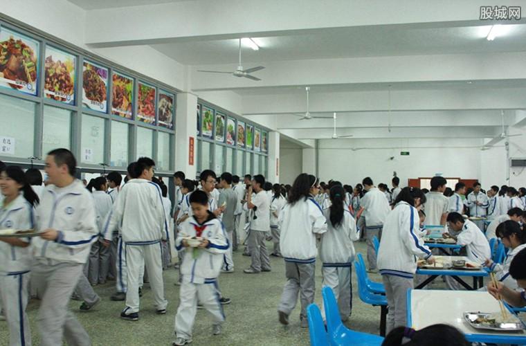 小学供餐中心