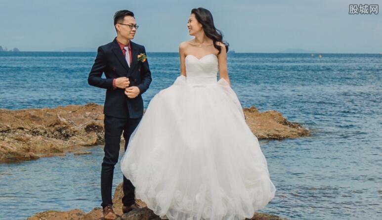 婚纱照多少钱一套