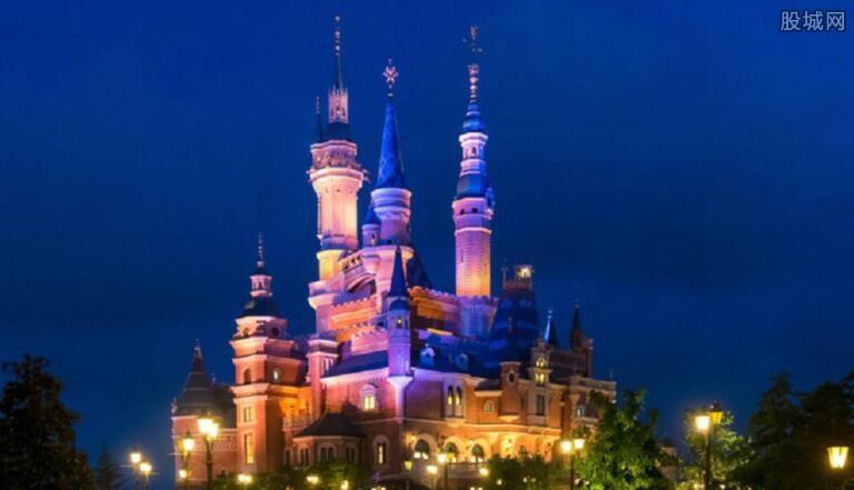 上海迪士尼在哪里