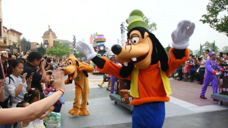 上海迪士尼好玩吗