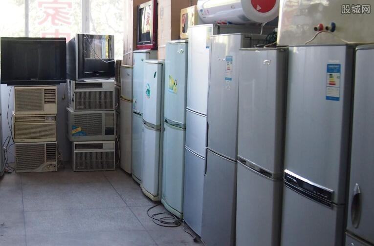 旧冰箱回收多少钱