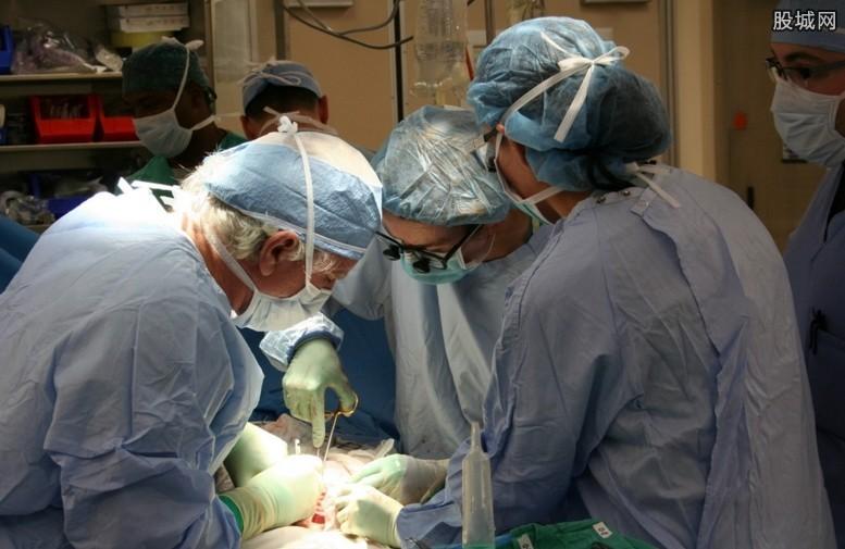 手术后下体短一半
