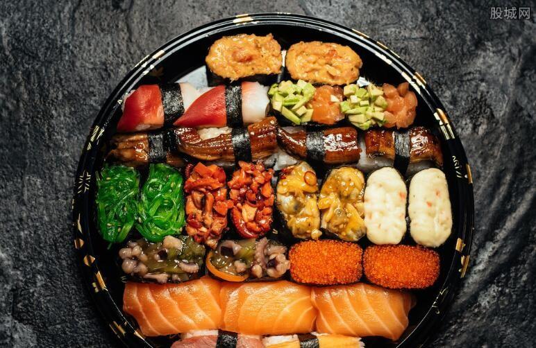 男子几乎每天吃寿司