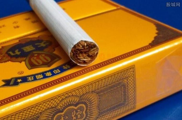 大重九香烟价格