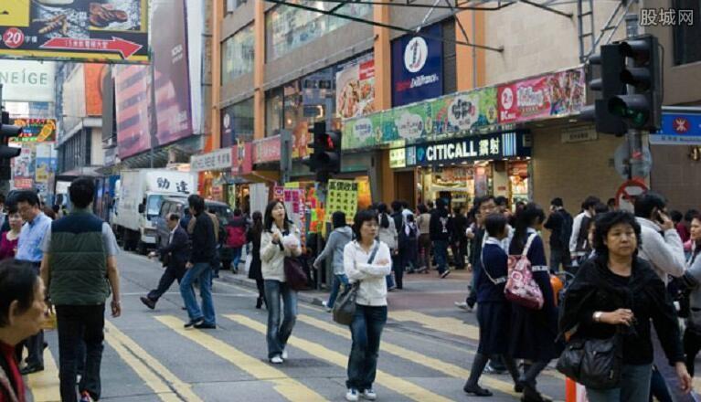 香港去哪里购物