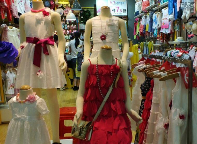 中国十大童装品牌
