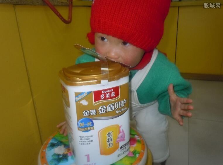 多美滋婴儿奶粉好吗