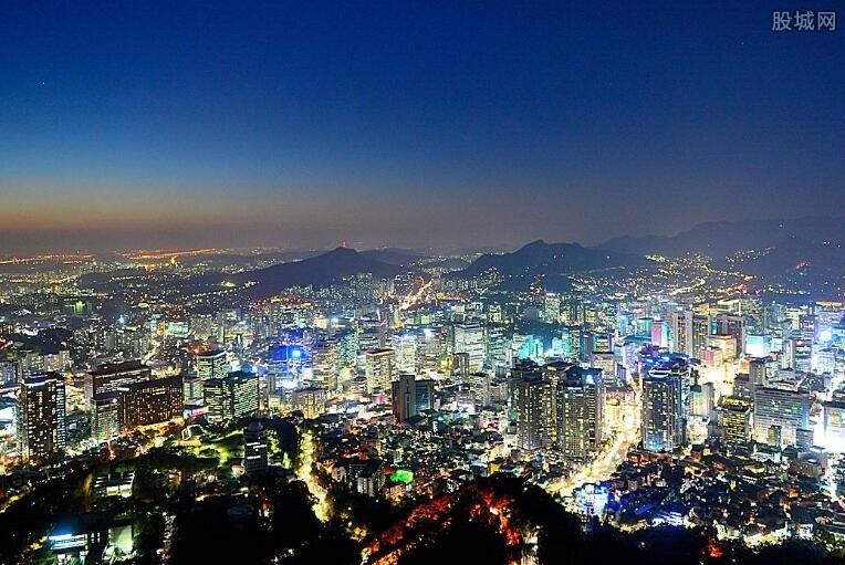 韩国首尔自由行