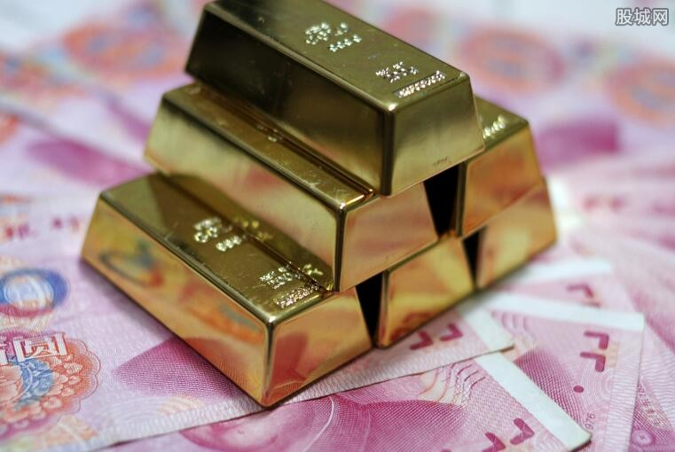 老庙黄金价格多少一克