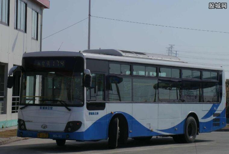 坐公交车哪些东西不能带
