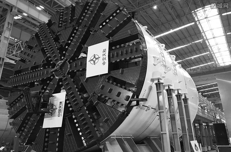 中国制造海外出口盾构机