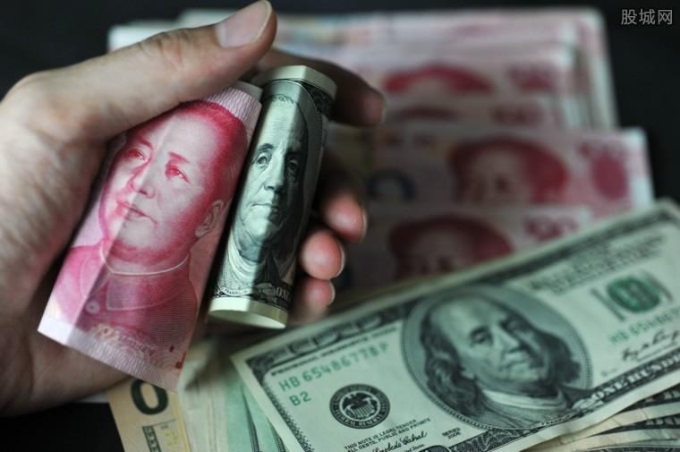 人民币换外币更划算了
