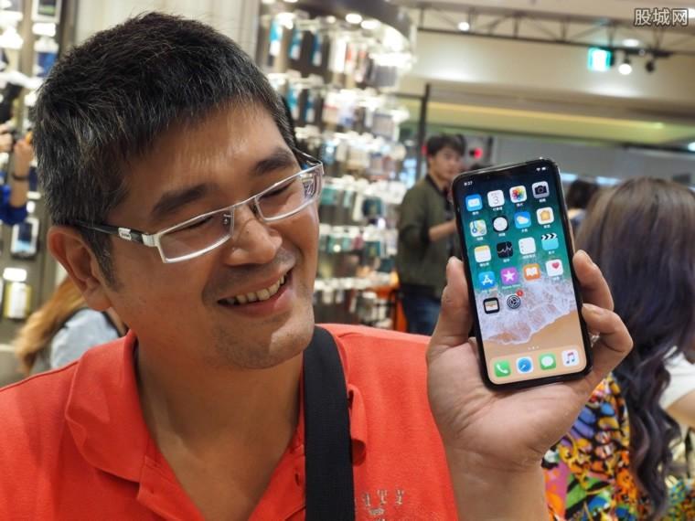 iPhoneXPlus生产OLED显示屏