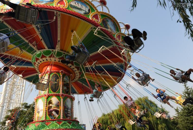 重庆曼谷游乐园对外迎客图片