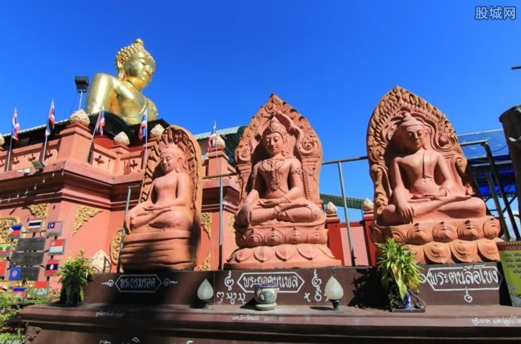 报团到泰国旅游
