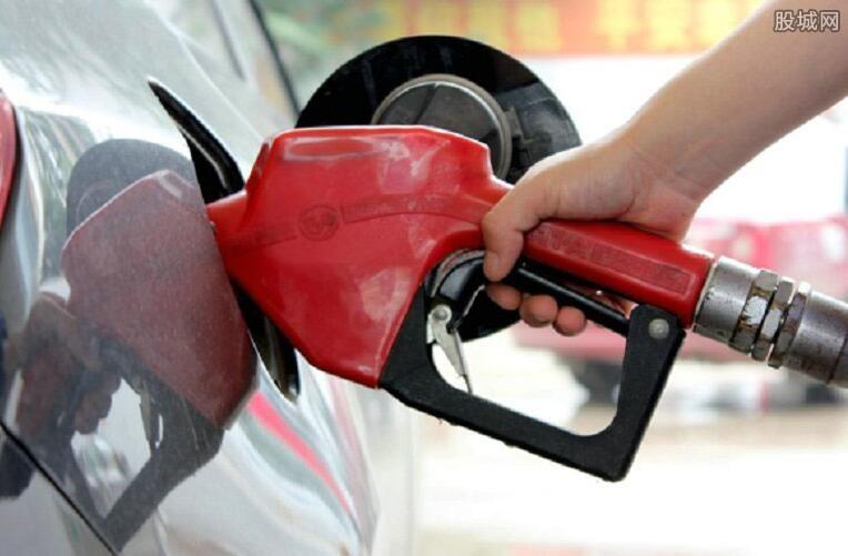 成品油价五连涨
