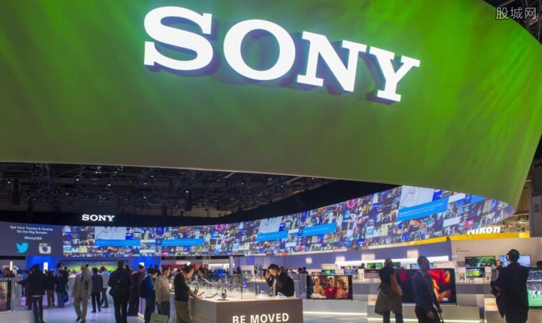 索尼电子产品受市场欢迎