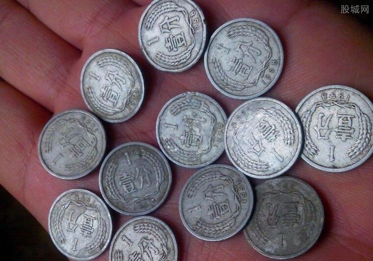 一分钱硬币值多少钱