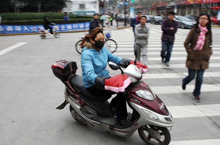 北京禁售违规电动车