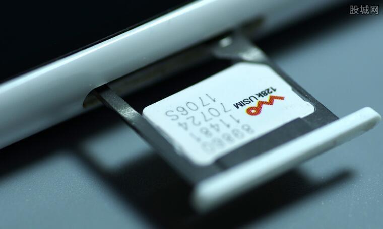 国外发售iPhone都是单卡槽