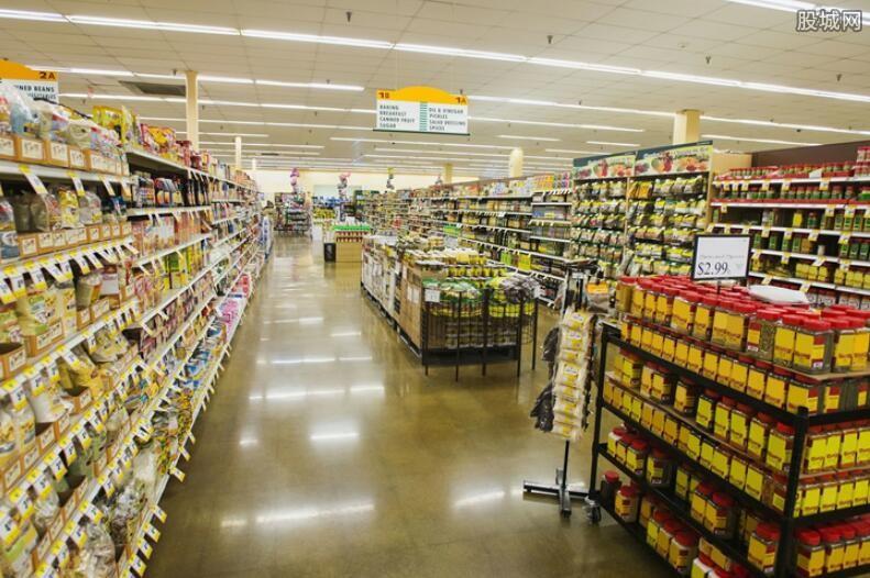 八批不合格食品被通告