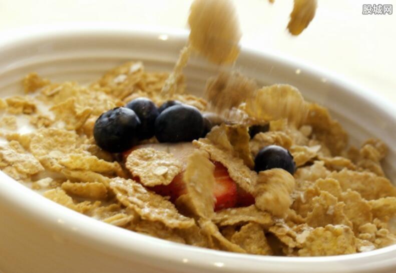 谷物早餐糖分高成隐患