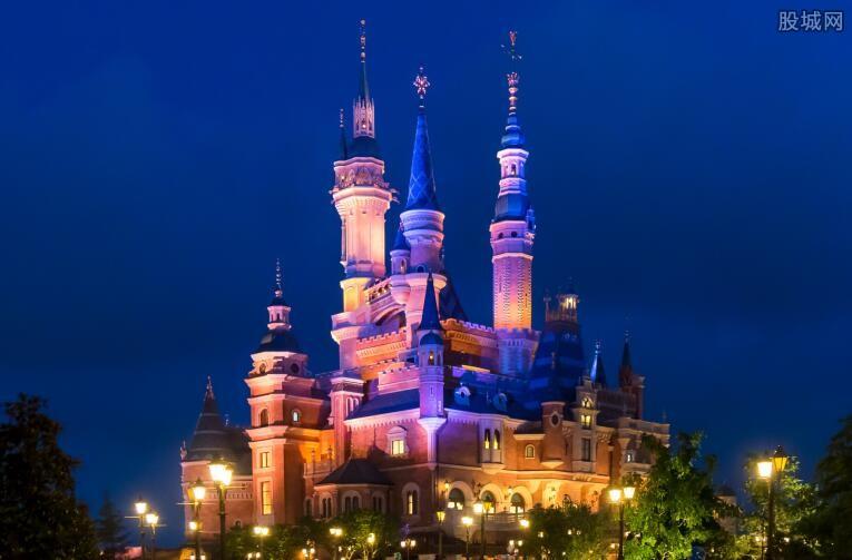 上海迪士尼门票多少