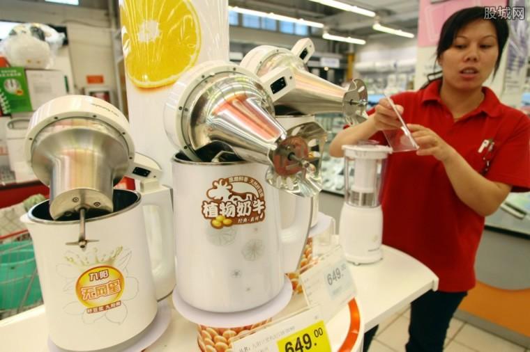 豆浆机价格多少