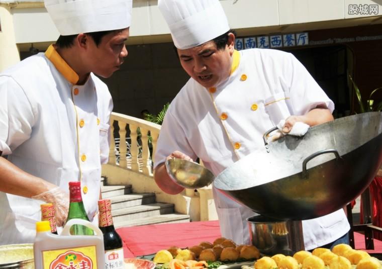 学厨师一般需要多少钱 新东方学费一年多少图片