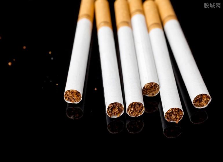 大前门香烟多少钱一包