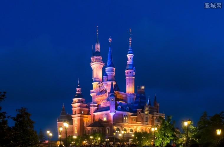 上海迪士尼乐园门票价格